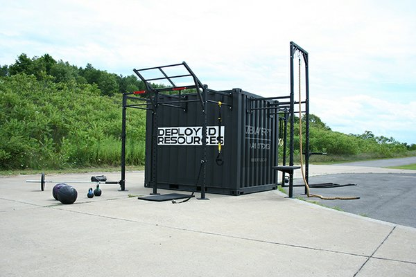 Deployed Resources gym container