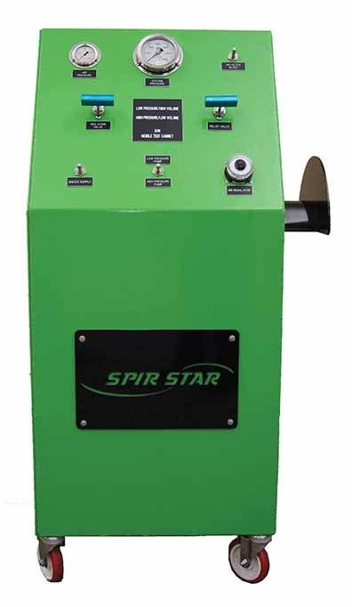 SPIR STAR Portable Test Systems
