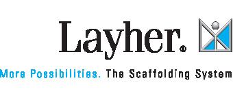 Layher logo