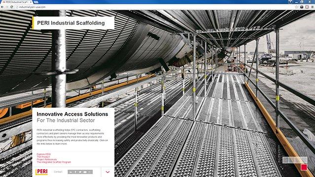 PERI Industrial Scaffolding microsite.png