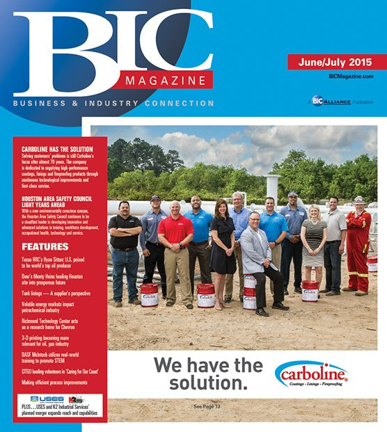 June July 2015 Cover