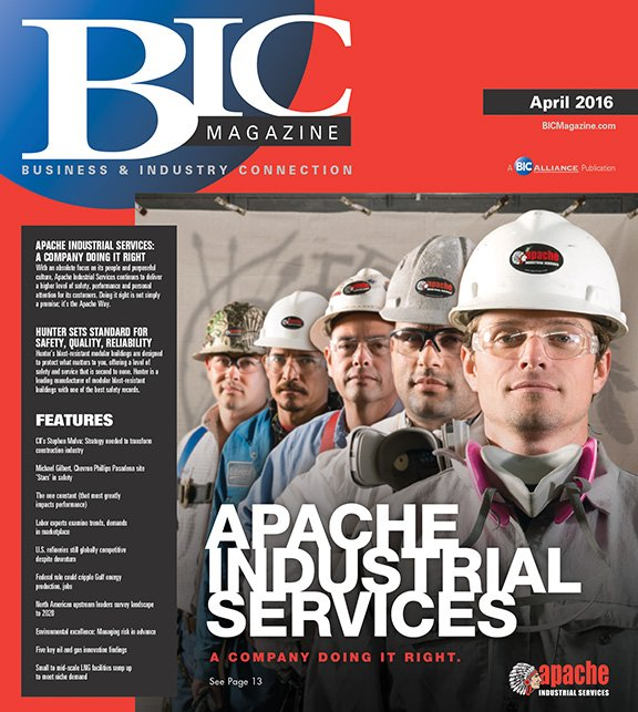BIC Magazine April 2016
