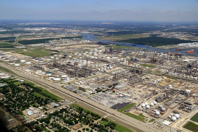 Shell Deer Park refinery