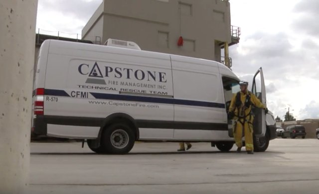 Capstone Fire & Safety Management video preview image