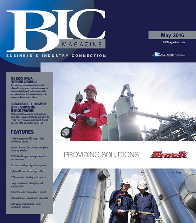 BIC Magazine May 2016