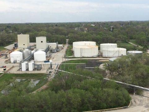REG Danville biorefinery