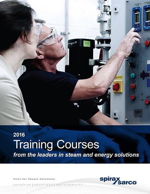 Spirax Sarco 2016 Steam Course Guide