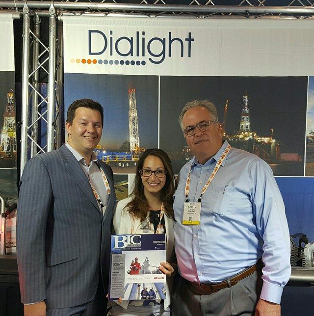 OTC 2016 Dialight