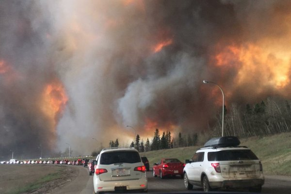Alberta wildfires could choke some refiners' supplies