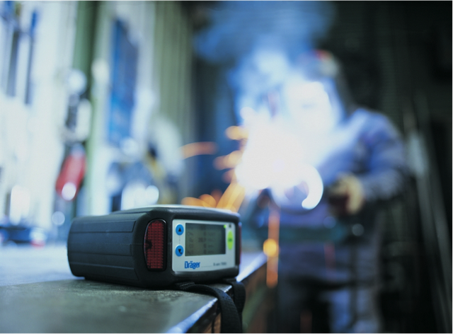 Draeger gas detection technology