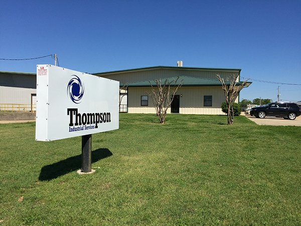 Thompson Industrial Services new locations