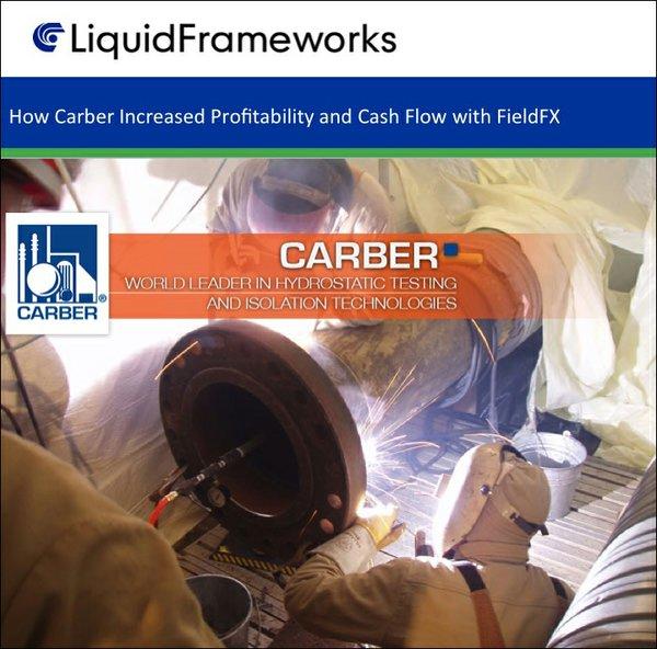 Liquid Frameworks white paper image