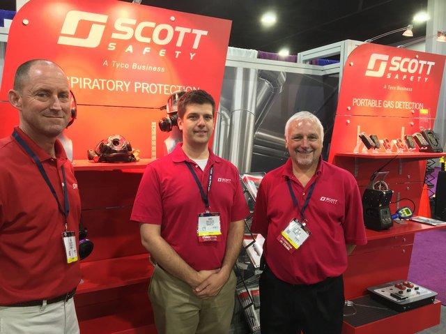 ASSE Safety 2016 Scott Safety