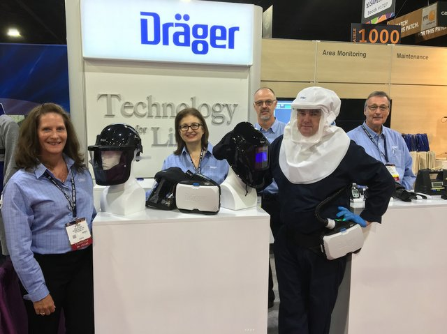 ASSE Safety 2016 Drager