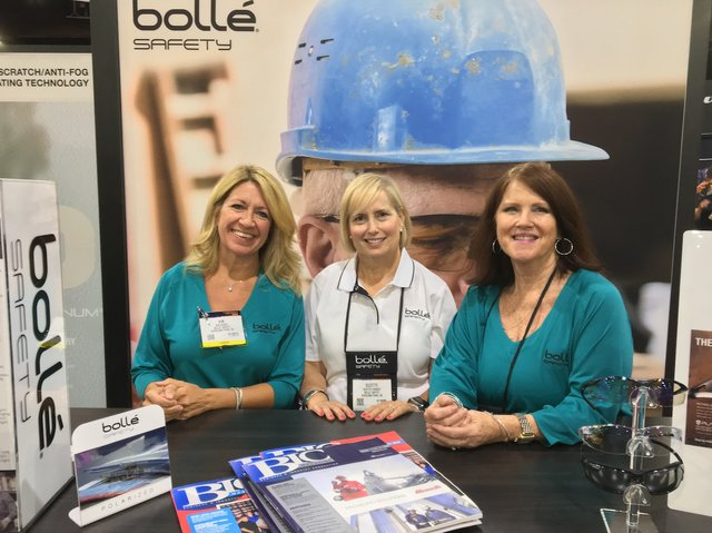 ASSE Safety 2016 Bolle booth
