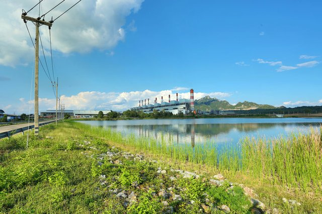 Coal fired power plant 3