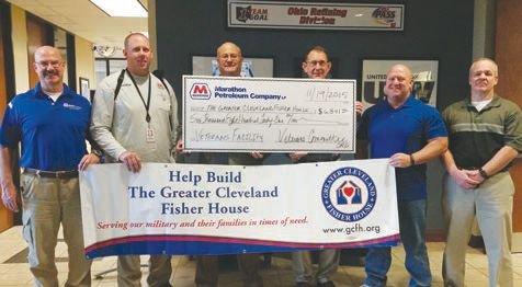 Marathon Petroleum Ohio veterans