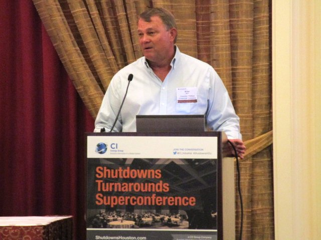 Shutdowns Turnarounds Superconference 2016 91