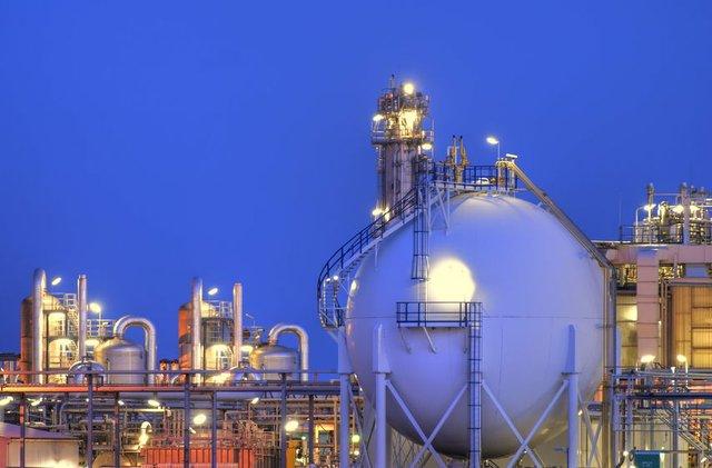 Chemical plant 2