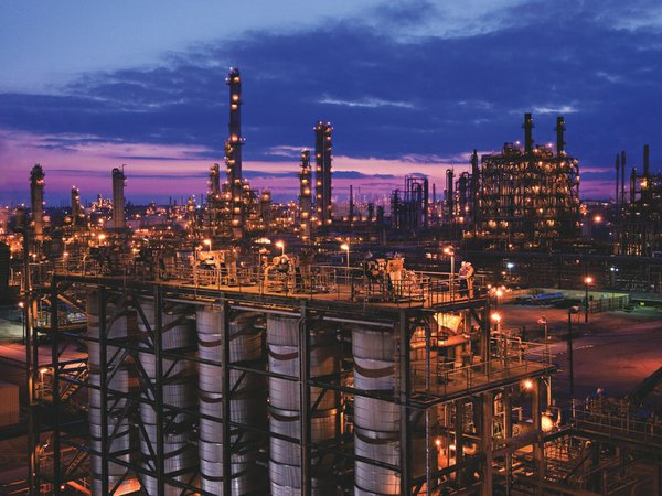 ExxonMobil Beaumont refinery