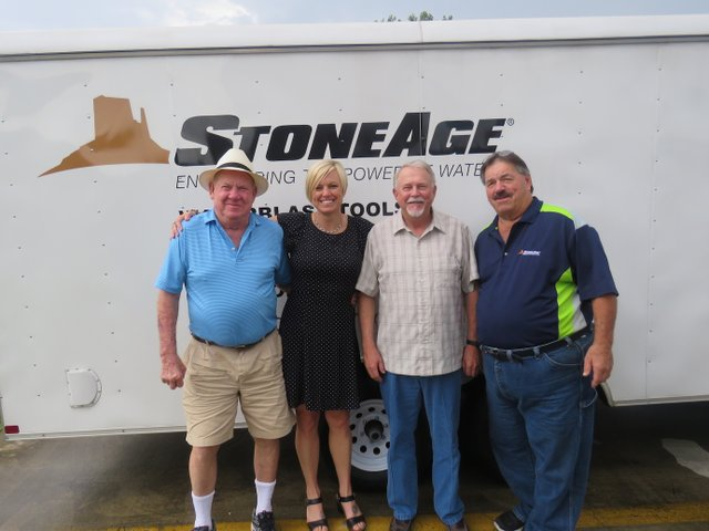 StoneAge Houston open house 70