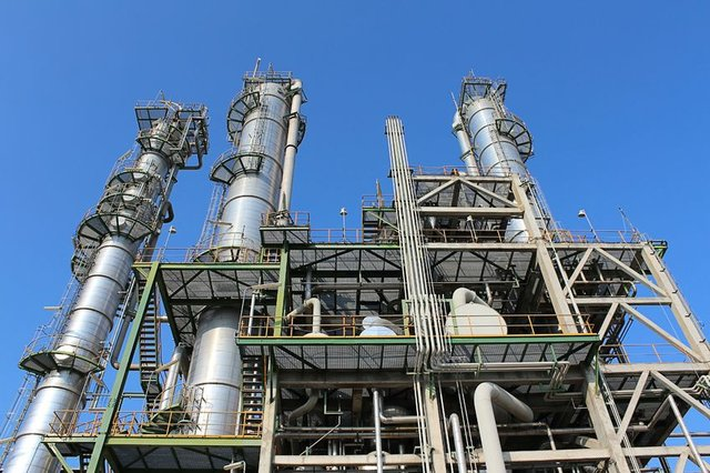 Chemical plant 12