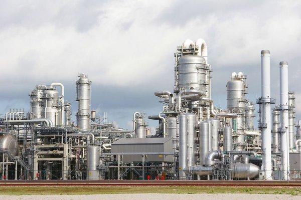 Chemical plant 11