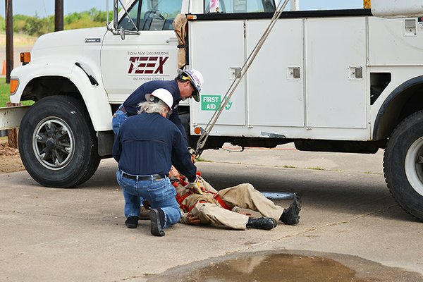 TEEX Bucket Rescue for First Responders