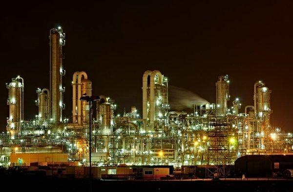 Chemical plant 10