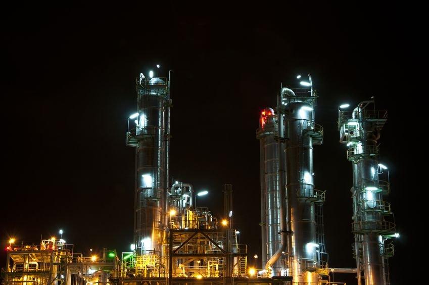 Chemical plant 5