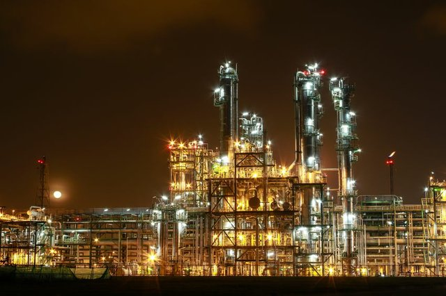 Chemical plant 3