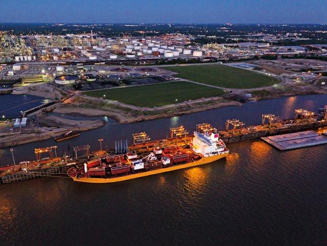 ExxonMobil Baton Rouge complex