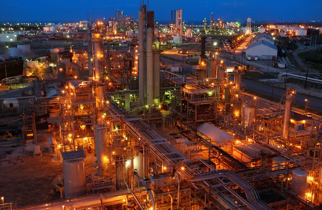 Marathon Galveston Bay refinery