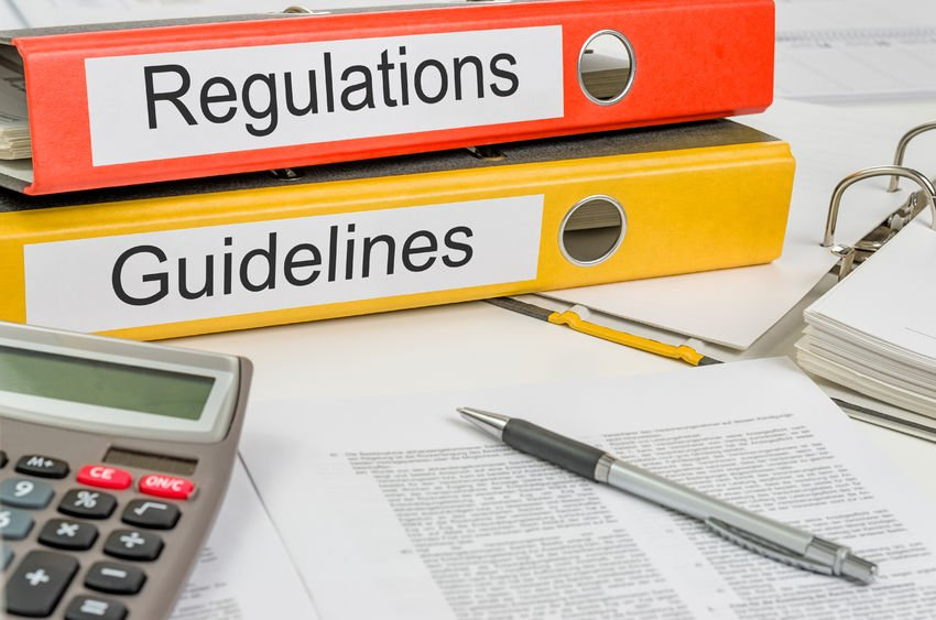 Regulations, Guidelines