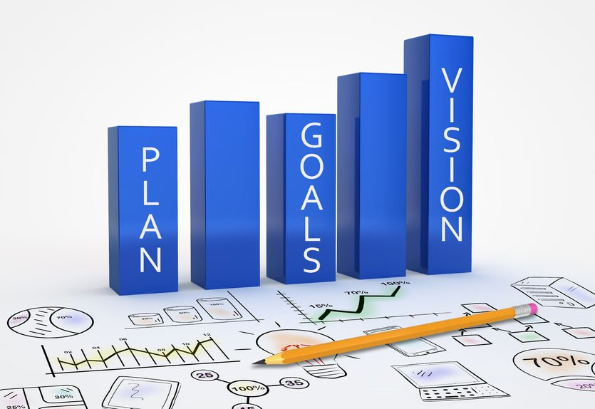 Plan, Goals, Vision
