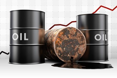 Crude, Oil Up