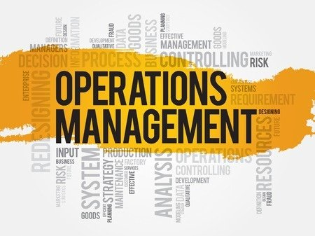 Operations, Management