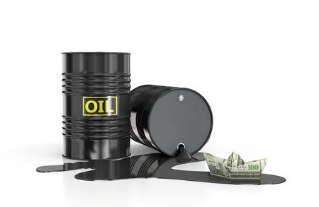 Oil, money