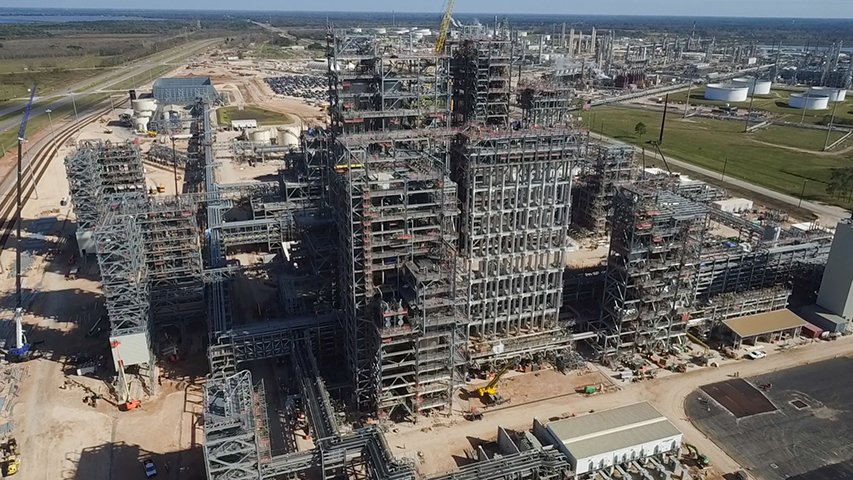 Mcdowell Chevron Phillips Chemical Team Achieve Safety
