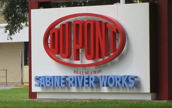 Sabine River plant