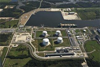 Lake Charles LNG project