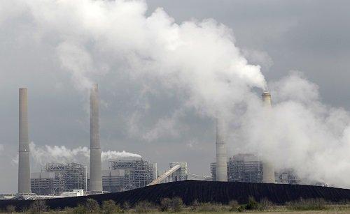 NRG plant in Thompson, Texas