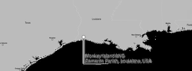 Monkey Island LNG