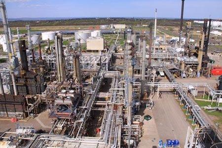 Calumet refinery - Superior, WI