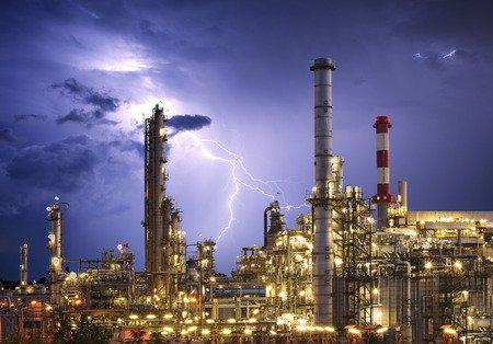 Refinery, Storm