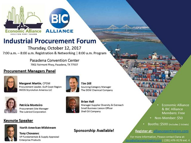 Industrial Procurement Forum 2017