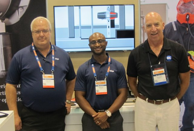 BIC Alliance and Dräger at WEFTEC 2017