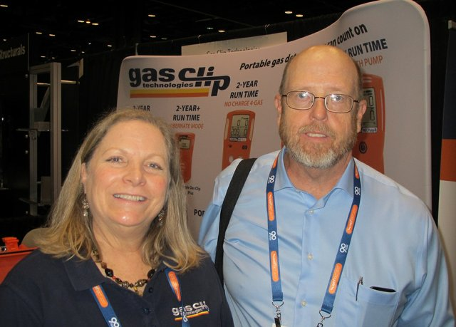 Gas Clip discusses product success at WEFTEC