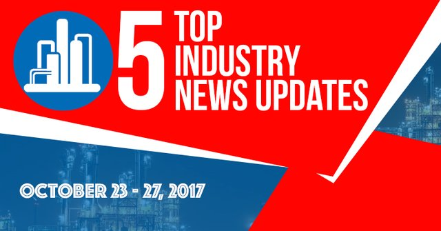 Oct. 23 - 27, 2017 Top 5 News