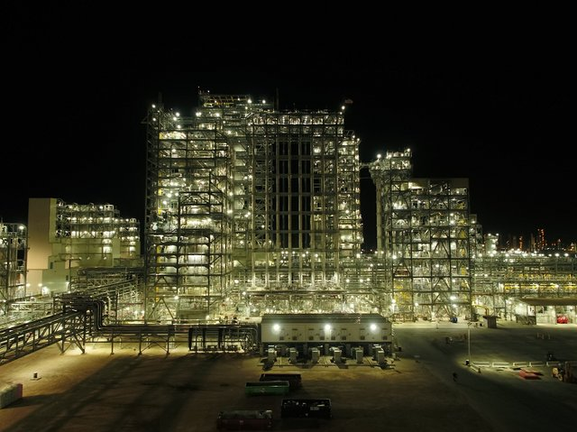 Chevron Phillips Chemical Old Ocean Polyethylene Units